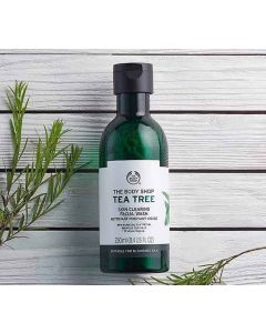 The Body Shop TEA TREE ফেস ওয়াশ- ২৫০ মিলি