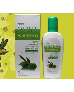 Oliva Whiting Body Lotion