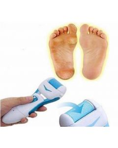 Rechargeable cilotus feet calash remover