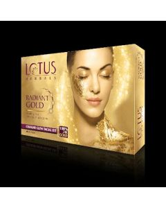 LOTUS HERBALS FACIAL KIT RADIANT