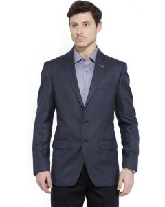 Single Breasted Casual Men's Blazer