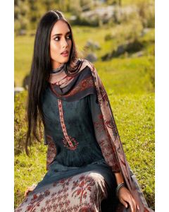 Cotton Silk Printed Salwar Kameez