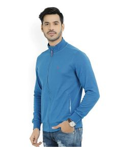 SOLLY SPORT Full Sleeve Solid Men's Sweatshirt